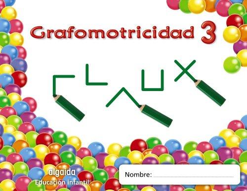 Trazos y trazos 3. Grafomotricidad Educación Infantil (Educación Infantil Algaida. Grafomotricidad) - 9788498775563