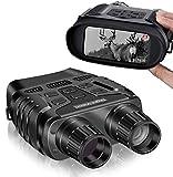 BEAUTTO Digitales Infrarot Nachtsicht Fernglas, Kamera & Schutzbrille Umfang, IR-nachtsichtgerät Zur Vogelbeobachtung, Reisejagd