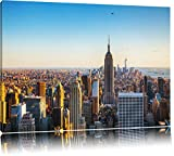 Empire State Building in New York Format: 120x80 auf