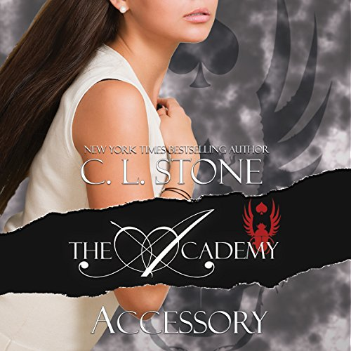 Accessory audiobook cover art