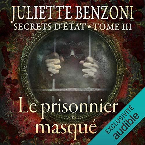 Couverture de Le prisonnier masqué
