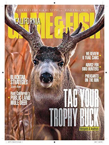 Subscribe to California Sportsman