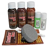 Best Leather Repair Fillers - Leather Max Complete Leather Refinish, Restore, Recolor Review