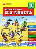 Vacances amb els robits 1 + solucionari (Los Robits - Els Robits) - 9788431698560