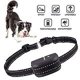 Kaiercat Anti Dog Bark Collar, Dogs Training Barking Collar Device Rechargeable & Waterproof