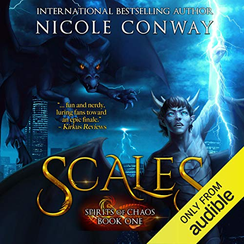 Scales audiobook cover art
