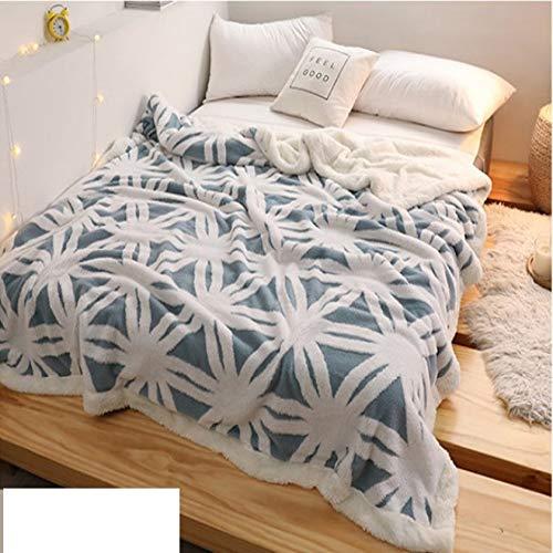 Deken deken beddengoed dekbed lakens bed airconditioning siësta TV sofa slaapkamer bed balkon woonkamer bureaustoel kinderen vier seizoenen