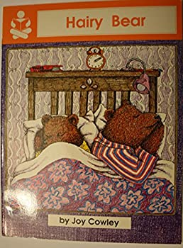Paperback Hairy Bear Book