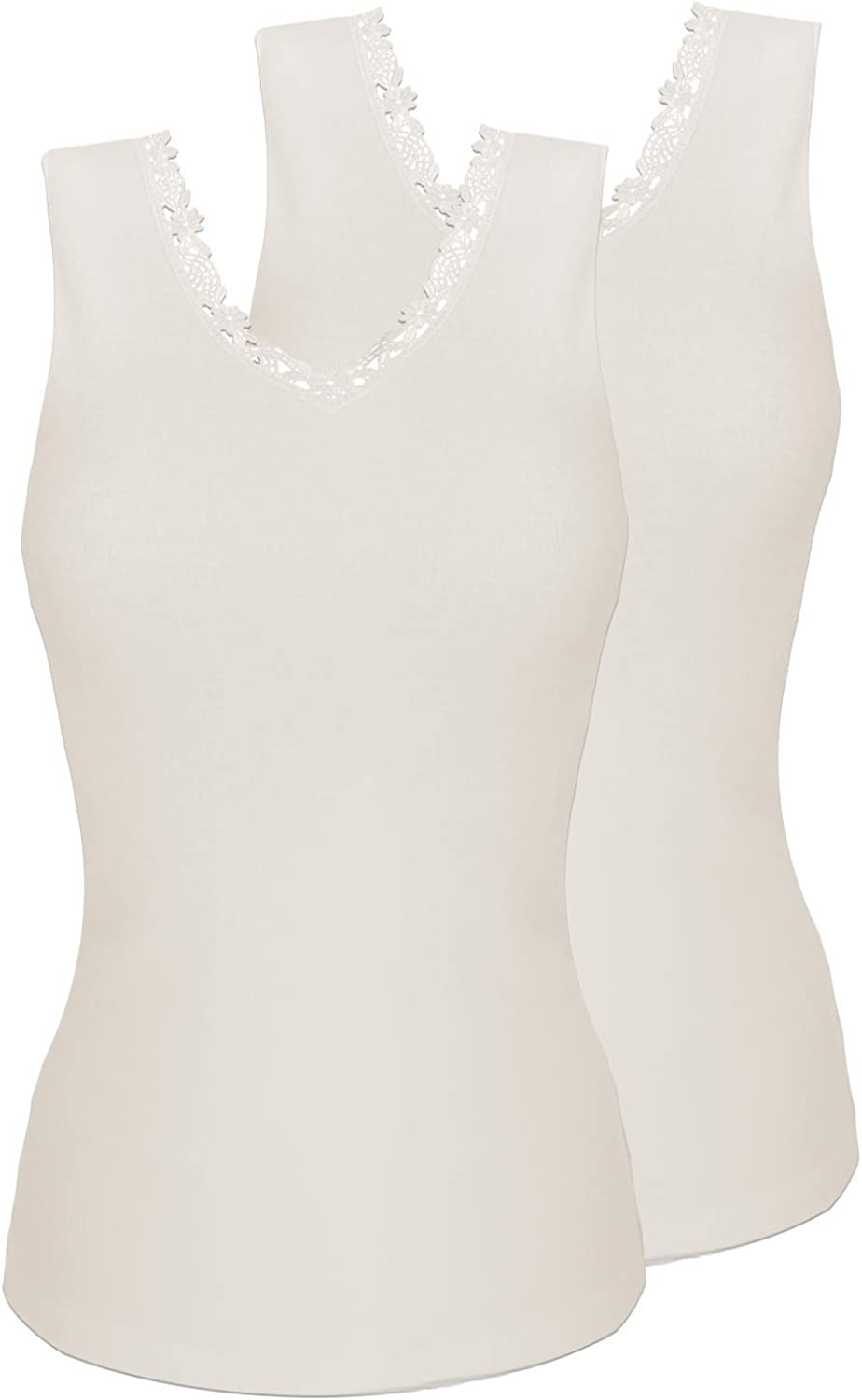 Sangora Pack of 2 Women's Thermal Camisole 8050910