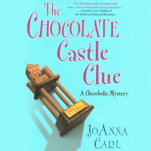 The Chocolate Castle Clue cover art
