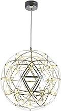 Ceiling Lighting, LED Ceiling Pendant Lamp, Fireworks Spark Ball Ceiling Light, Loft Living Room Bedroom Hotel Restaurant ...