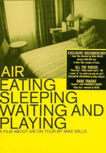 Eating Sleeping Waiting & by Jean-Benoît Dunckel