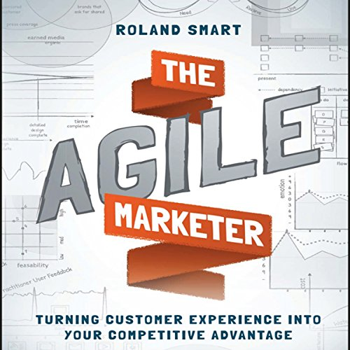 The Agile Marketer audiobook cover art