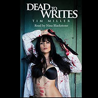 Dead to Writes audiobook cover art