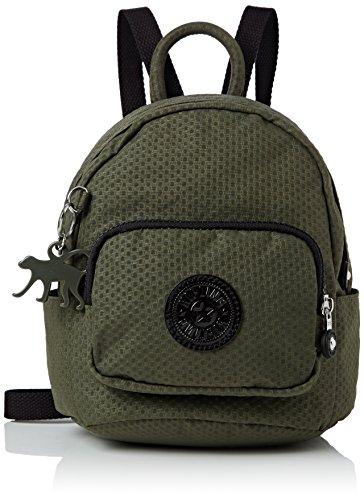 Kipling Mini Women's Backpack Bpc - Dots Cact Khaki, One Size