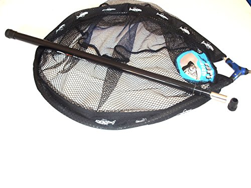 Dinsmores Carp Match 18' Fishing Landing Net Head & 2M Telescopic Handle