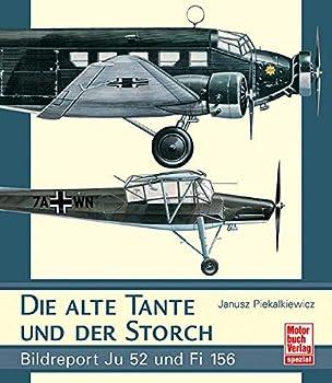 Hardcover Die alte Tante und der Storch [German] Book