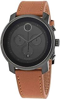Movado Bold Chronograph Quartz Black Dial Men's Watch 3600603