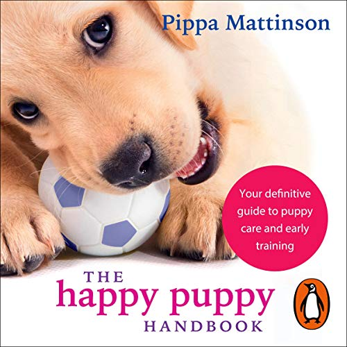 The Happy Puppy Handbook cover art