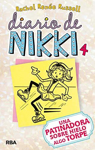 Diario de Nikki 4: Una patinadora sobre hielo algo torpe: 004