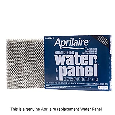 Aprilaire 12 Replacement Water Panel for Aprilaire Whole House Humidifier Models 112, 224, 225, 440, 445, 448