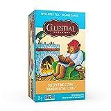 Celestial Seasonings Sleepytime Extra Herbal Wellness Tea, 20 Tea Bags per Box, 1