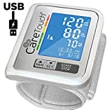 Best Wrist Blood Pressure Monitors - Care Touch Slim Blood Pressure Monitor for Wrist Review