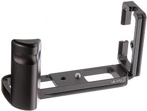 Shuangyu XT3 Grip Vertical Shooting Handle Quick Release Plate DSLR Camera Holder for Fuji Fujifilm XT3 X-T3