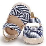 Zapatos Bebe NiñO NiñA Rojo Bebé ReciéN Nacido Bebé NiñAs Arco Antideslizante Zapatos De Cuna Suave Suela Zapatillas De Deporte Prewalker 11(0 Meses-6 Meses), Auzl