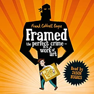 Framed                   By:                                                                                                                                 Frank Cottrell Boyce                               Narrated by:                                                                                                                                 Jason Hughes                      Length: 6 hrs and 58 mins     98 ratings     Overall 4.6