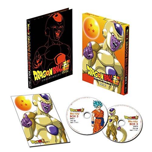 Dragon Ball Super Blu-ray Box3