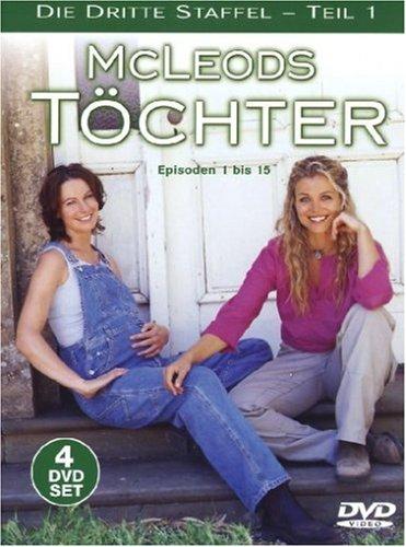 Staffel 3, Teil 1 (4 DVDs)