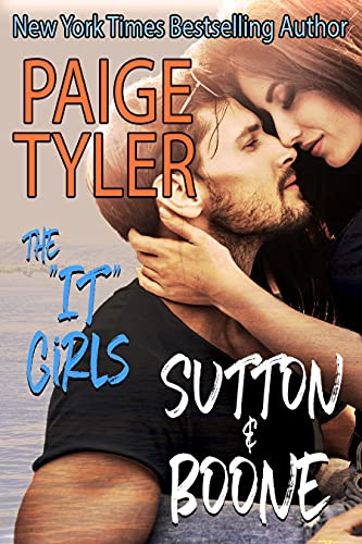 """Sutton & Boone (The """"IT"""" Girls Book 2) (English Edition)"""