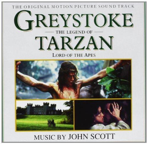 Greystoke (OST) by John Scott