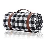 Zorin Coperta da picnic, 200 x 200 cm, impermeabile, ad asciugatura rapida, per picnic, spiaggia, campeggio, piknicke e escursioni
