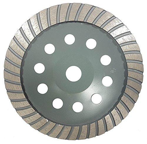 DIAMANT SCHLEIFTELLER 180mm M08786 (KG) - BETONSCHLEIFER, TOPFSCHLEIFER, BETON, GRANIT,