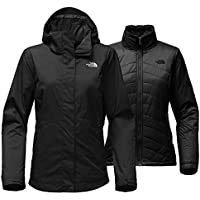 The North Face Womens Mossbud Swirl Triclimate Jacket (Multi Colors)