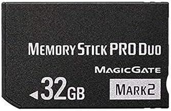 LILIWELL Original 32GB High Speed Memory Stick Pro Duo...
