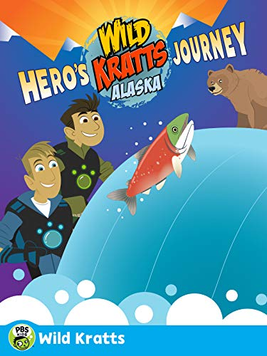 Wild Kratts: Alaska- Hero's Journey Custom Movies Stores