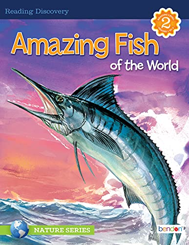 Amazing Fish of the World (English Edition)