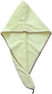Shower Cap, Dry Hair Towel, Female Cute Absorbent Hair Dryer, Headscarf, Female Hair Dryer, (Color : C)