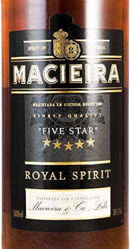 Macieira Royal Brandy Five Star, Pernod Ricard, Oeiras (1 x 1 l)