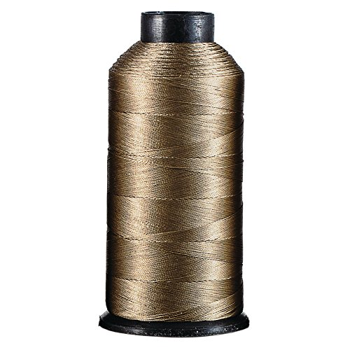 Dollylocks Bonded Nylon Hair Weaving Thread (Ash Blonde)