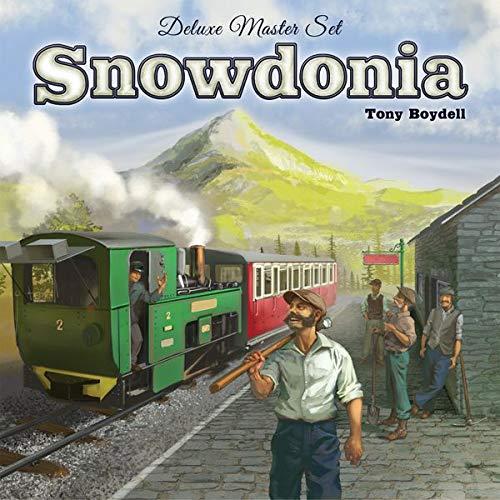 Snowdonia Deluxe Master Set (engl.)