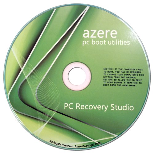Price comparison product image Azere PC Utilities - Insert & Boot Instant Operating System for [Windows - Linux - Mac]
