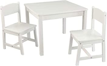 KidKraft 21201 Aspen Table and Chair Set - White