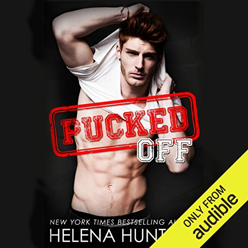 Pucked Off audiobook cover art