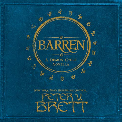 Barren Audiobook By Peter V. Brett cover art