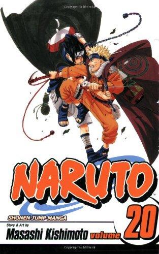 Naruto, Vol. 20: Naruto vs. Sasuke (Naruto Graphic Novel) (English Edition)