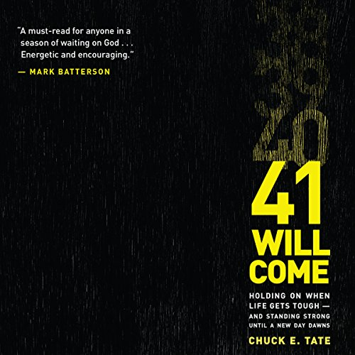 41 Will Come audiobook cover art